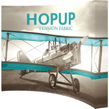 10' Hopup - Curved (w/ Endcaps)