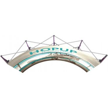 10' Hopup - Curved (No Endcaps) Top