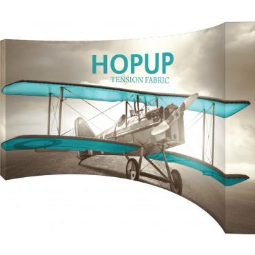 15' Hopup - Curved (w/ Endcaps)