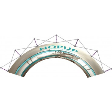 15' Hopup - Curved (No Endcaps) Top