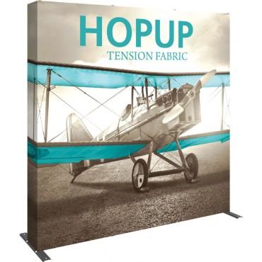 8' Hopup - Straight (w/ Endcaps)