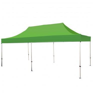 Green  sc 1 st  Banner Stands To Go & 20u0027 x 10u0027 Aluminum Frame Outdoor Stock Canopy