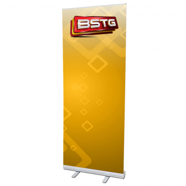 EcoRoll Retractable Display Graphic Package