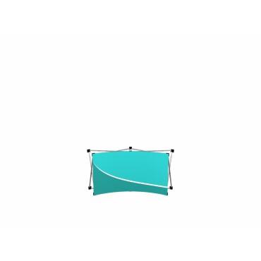 2x1 Hopup - Curved - No Endcaps