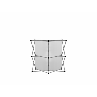 2x2 Hopup - Curved - Backside View