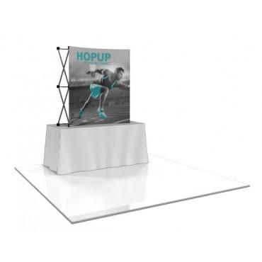 2x2 Hopup - Curved - No Endcaps