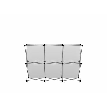 3x2 Hopup - Straight - Backside View