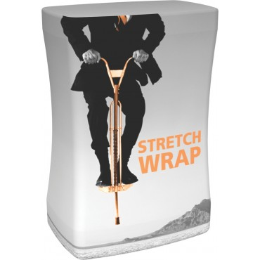 OCX - Case to Counter Fabric Stretch Wrap (Optional)