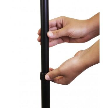 Stand Setup (Pole Extension)