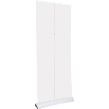 """Revolution Retractable Banner Stand (34"""") Back"""