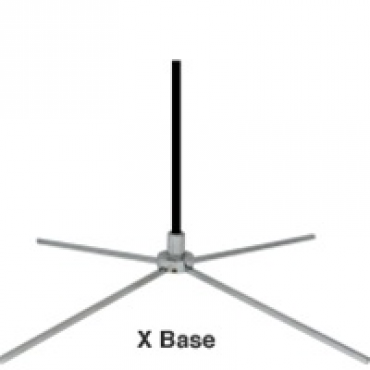 Feather Outdoor Display - X-Base