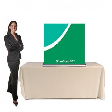 """SilverStep Table Display - 36"""""""