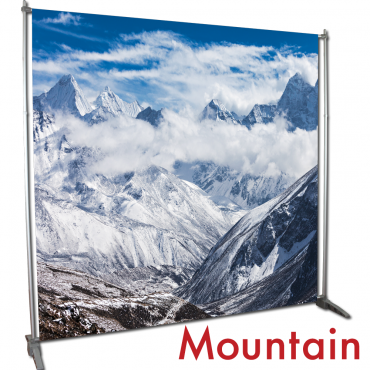 Video Backdrop Graphic Package - Mountain
