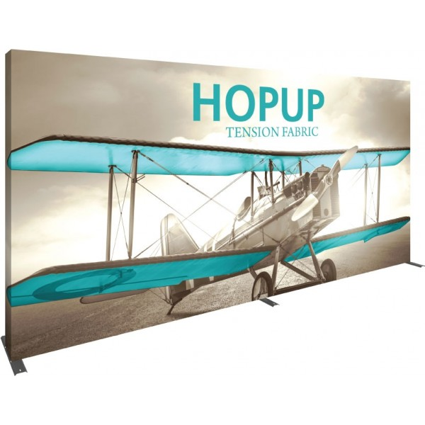 15' Hopup - Straight (w/ Endcaps)