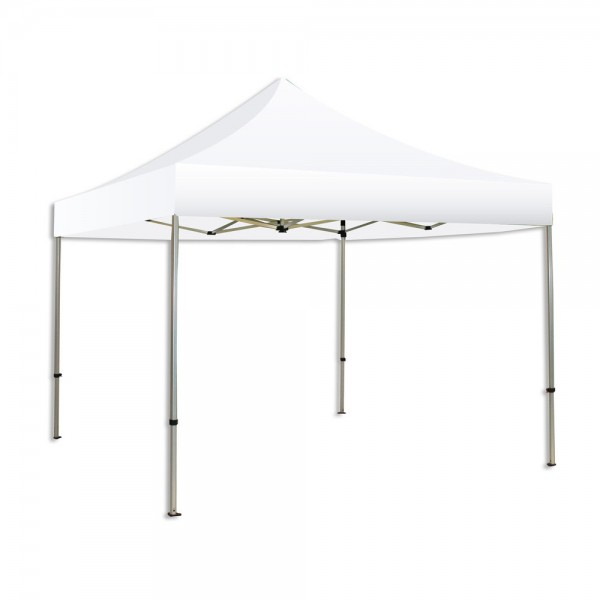 10\' x 10\' Aluminum Frame Outdoor Stock Canopy