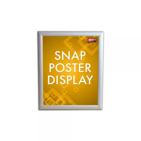 "Snap Poster Display (8.5""x11"")"
