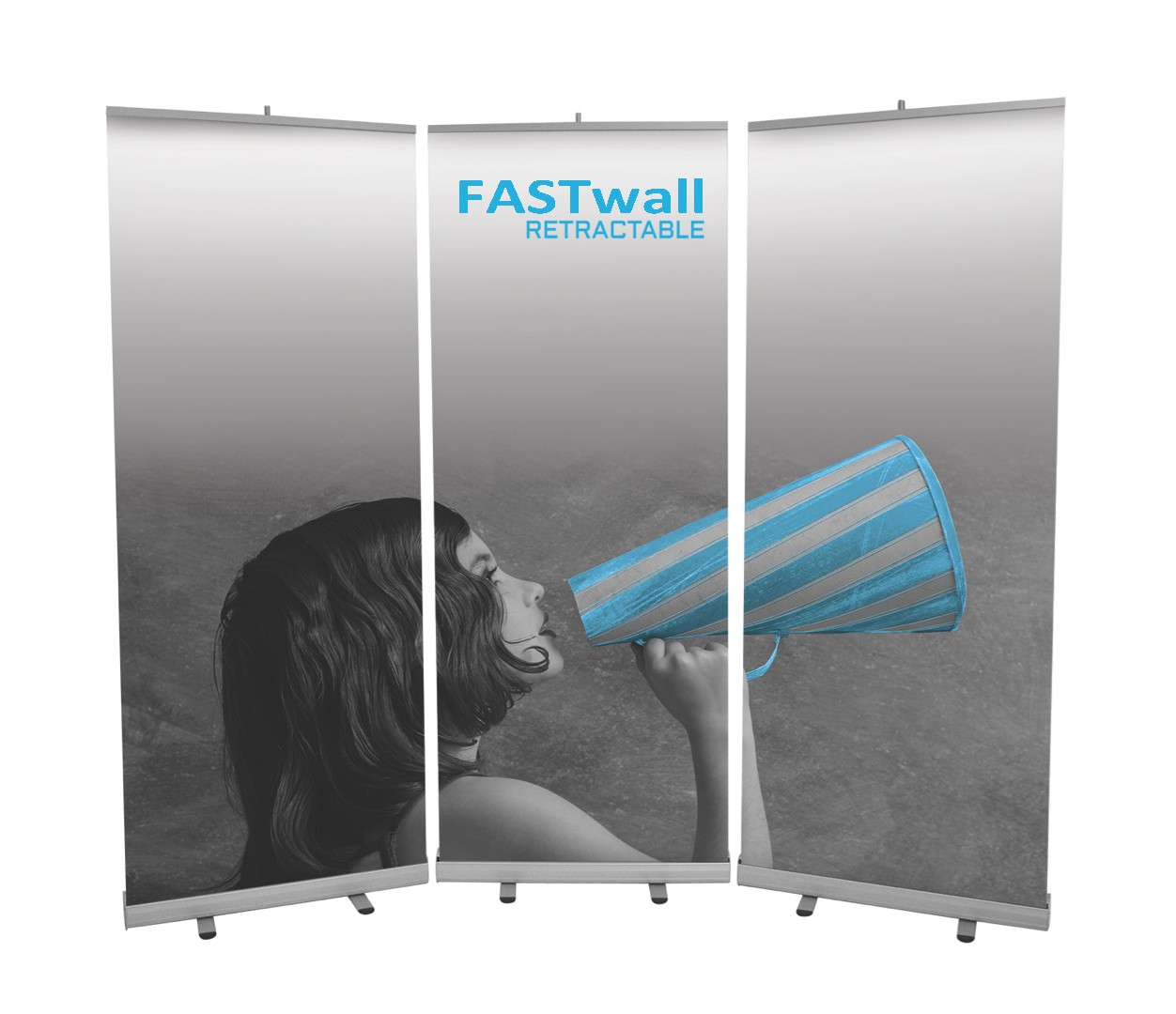 Exhibition Stand Banner : Fastwall banner display