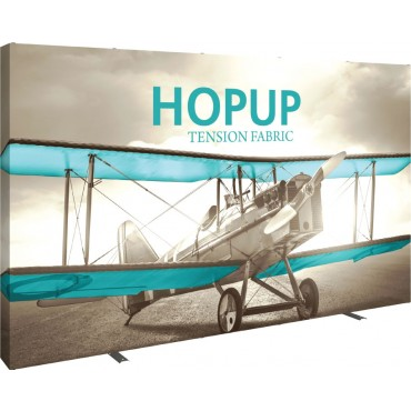 12' Hopup Display - Straight (w/ Endcaps)