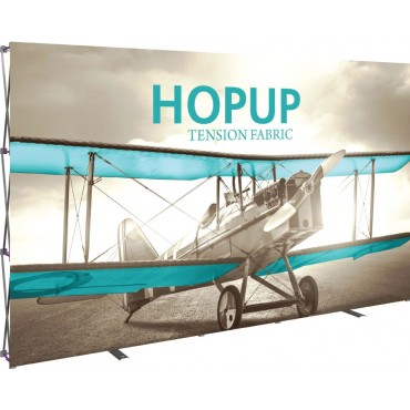 12' Hopup Display - Straight (No Endcaps)