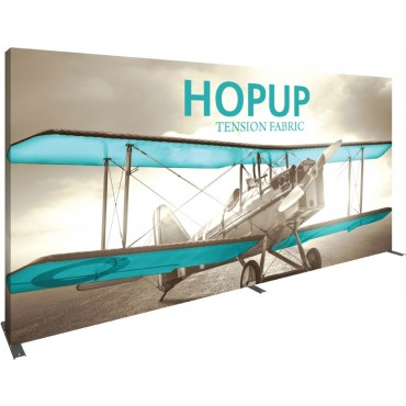 15' Hopup Display - Straight (w/ Endcaps)