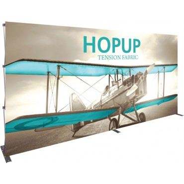 15' Hopup Display - Straight (No Endcaps)