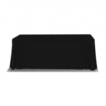Standard Table Throw - Black