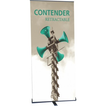 "Contender - 30"" Banner Only"