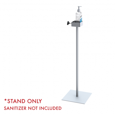 Hand Sanitizer Pump Stand - Fixed Height