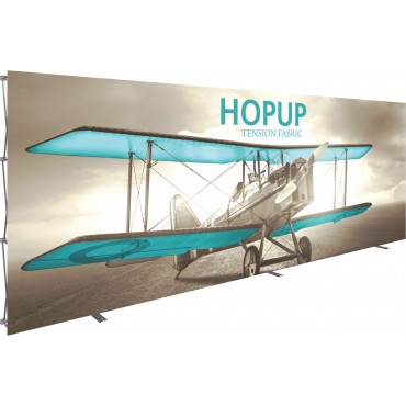 20' Hopup Display (No Endcaps)