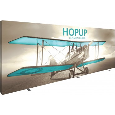 20' Hopup Display (w/ Endcaps)
