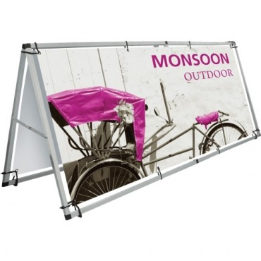 MONSOON Outdoor Billboard Right Left