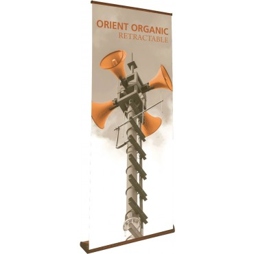 Orient Organic Retractable Display