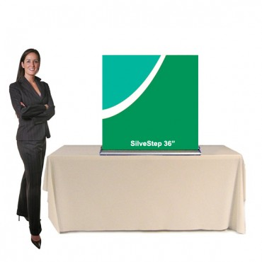 SilverStep Table Display - 36""