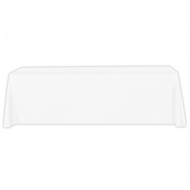 Standard Table Throw - White
