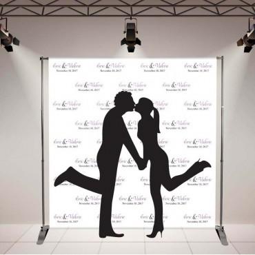 Wedding Banner Display